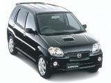 Images of Mazda Laputa S-Turbo 2000–05