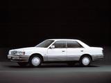 Wallpapers of Mazda Luce 4-door Hardtop 1986–91