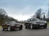 Images of Mazda MX-5 ZSport & RX-8 Kuro