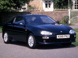 Mazda MX-3 UK-spec 1991–98 images