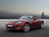 Images of Mazda MX-5 Roadster Spring Edition (NC3) 2013