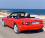 Mazda MX-5 Roadster (NB) 1998–2005 photos