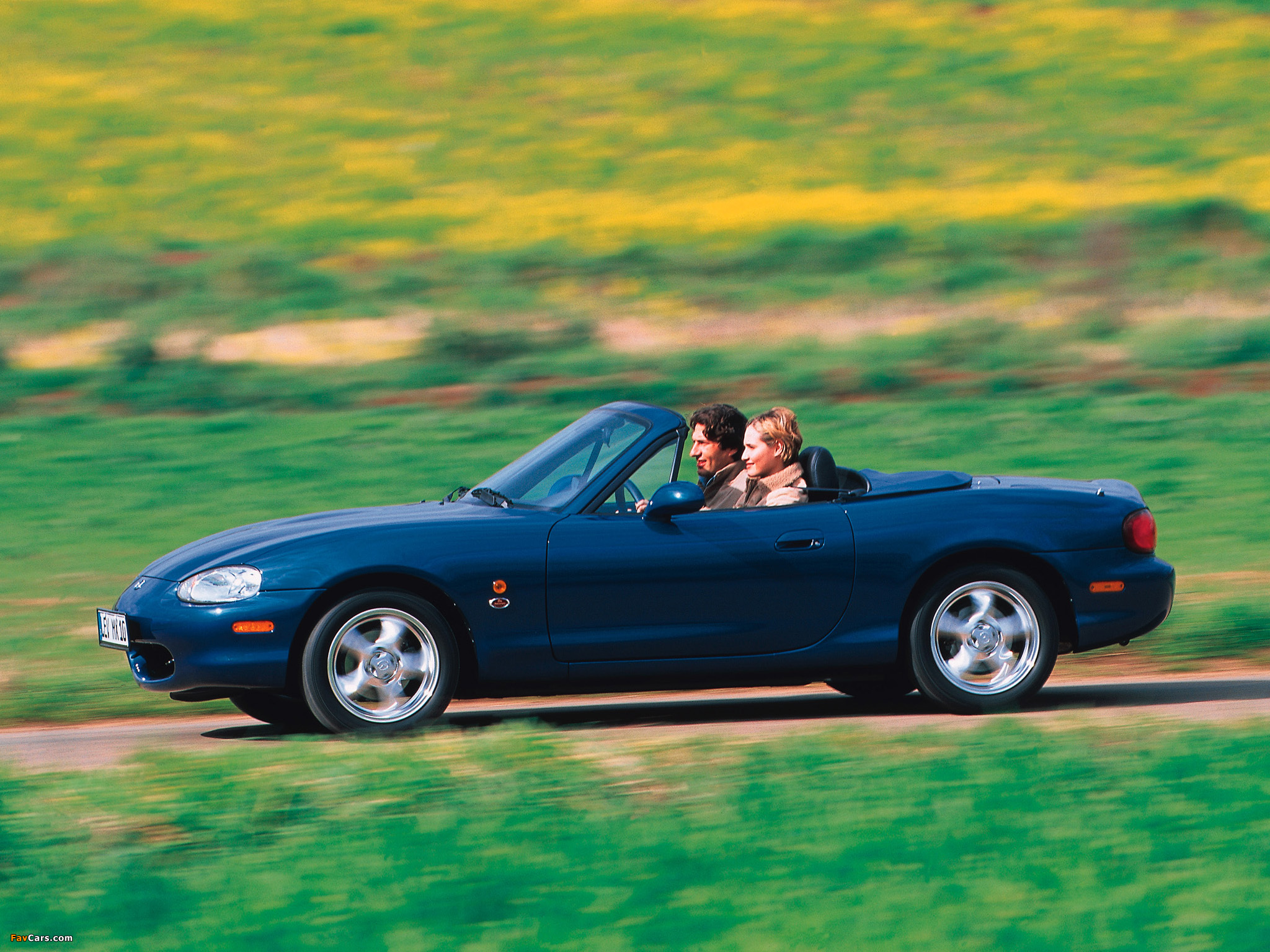mazda mx 5 10th anniversary nb 1999 pictures 2048x1536. Black Bedroom Furniture Sets. Home Design Ideas