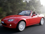 Mazda MX-5 Roadster AU-spec (NC1) 2005–08 photos