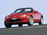 Mazda MX-5 Roadster AU-spec (NC1) 2005–08 pictures
