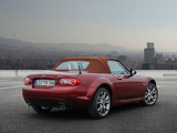 Mazda MX-5 Roadster Spring Edition (NC3) 2013 images