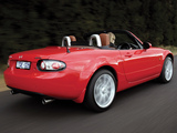 Photos of Mazda MX-5 Roadster AU-spec (NC1) 2005–08