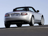 Mazda MX-5 Roadster AU-spec (NC1) 2005–08 wallpapers