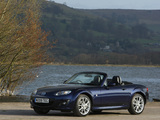 Mazda MX-5 Roadster UK-spec (NC2) 2008–12 wallpapers