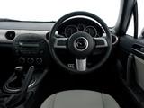 Wallpapers of Mazda MX-5 Roadster-Coupe Kuro (NC2) 2012