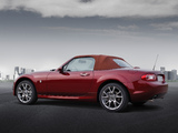 Wallpapers of Mazda MX-5 Roadster Spring Edition (NC3) 2013