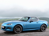 Wallpapers of Mazda MX-5 Roadster-Coupe Sport Graphite (NC3) 2013
