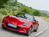 Wallpapers of Mazda MX-5 (ND) 2015