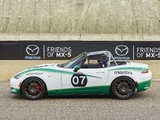 Mazda MX-5 Cup (ND) 2015 wallpapers