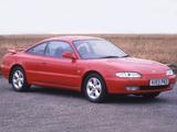Photos of Mazda MX-6 UK-spec 1992–98