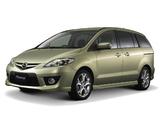 Mazda Premacy 2007–10 images