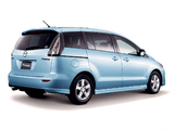 Mazda Premacy 2007–10 photos