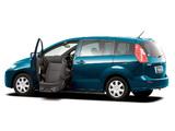 Photos of Mazda Premacy Lift-up Passenger 2007–10