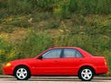 Images of Mazda Protege (BJ) 1998–2000