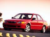 Mazda Protege (BJ) 1998–2000 photos