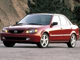 Mazda Protege (BJ) 2000–03 photos