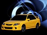 Mazdaspeed Protege (BJ) 2002–03 pictures