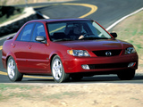 Photos of Mazda Protege (BJ) 2000–03