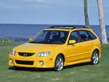 Photos of Mazda Protege Wagon (BJ) 2000–03