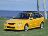 Photos of Mazda Protege Wagon (BJ) 2000–03