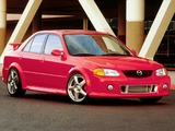 Photos of Mazda Protege