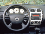 Pictures of Mazda Protege (BJ) 2000–03