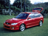 Pictures of Mazda Protege Wagon (BJ) 2000–03