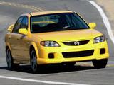 Pictures of Mazdaspeed Protege (BJ) 2002–03