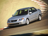 Wallpapers of Mazda Protege (BJ) 2000–03