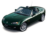 Mazda Roadster Prestige Edition 2007 wallpapers