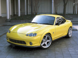 Mazda RS Coupe A-Type 2003 images