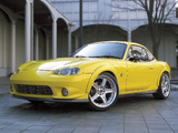Mazda RS Coupe A-Type 2003 photos