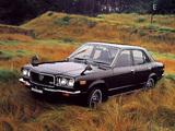 Pictures of Mazda Savanna 1971–77