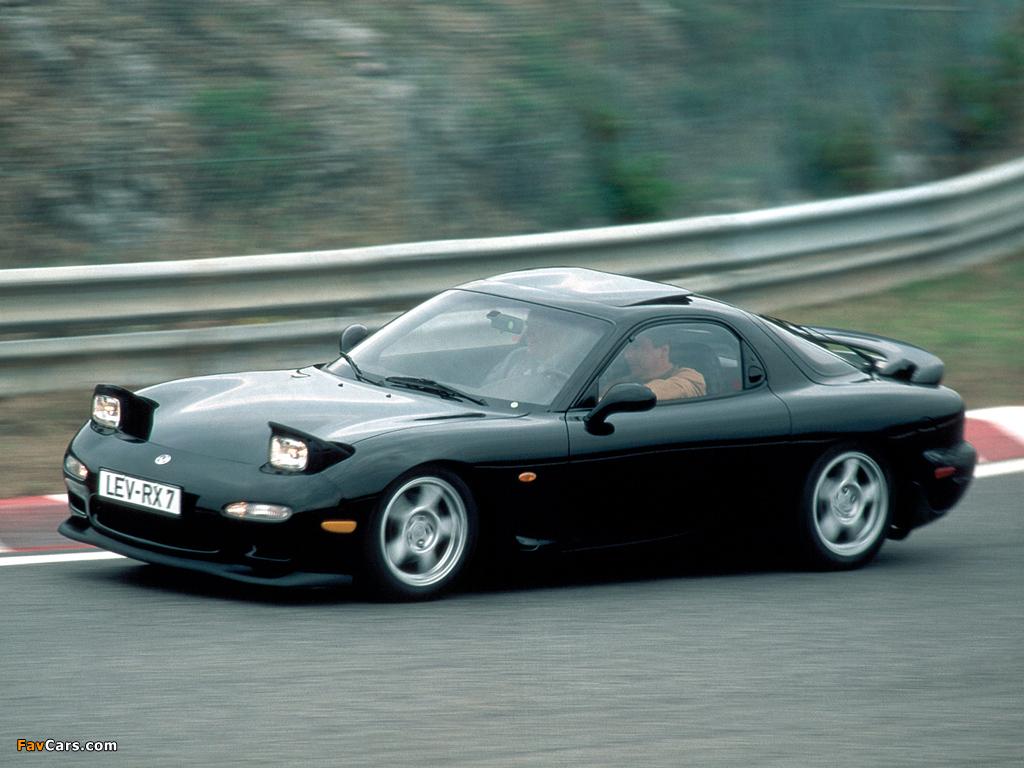 Mazda Rx 7 Fd Engine Mazda Free Engine Image For User