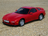 Photos of Mazda RX-7 UK-spec (FD) 1991–2002