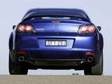 Mazda RX-8 GT 2008–11 wallpapers