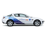 Pictures of Mazda RX-8 Hydrogen RE 2009–11