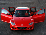 Mazda RX-8 ZA-spec 2003–08 wallpapers