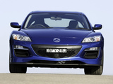 Wallpapers of Mazda RX-8 GT 2008–11