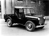 Pictures of Mazda Type CA Four-Wheel Truck