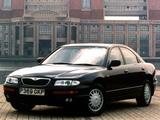 Mazda Xedos 9 UK-spec 1993–99 pictures