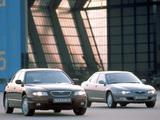 Mazda Xedos 9 & Xedos 6 1997 wallpapers