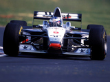 McLaren Mercedes-Benz MP4-12 1997 photos