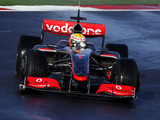McLaren Mercedes-Benz MP4-24 2009 wallpapers