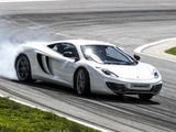 Images of McLaren MP4-12C UK-spec 2011–14